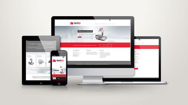 Novo site tecnibal automacao e pesagem